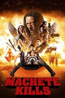 Poster of Machete Kills