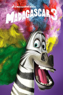 Poster of Madagascar 3: Europe's Most Wanted