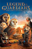 Poster of Legend of the Guardians: The Owls of Ga'Hoole
