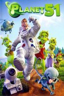 Poster of Planet 51