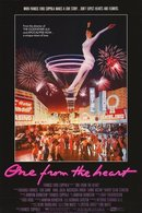 Poster of One from the Heart