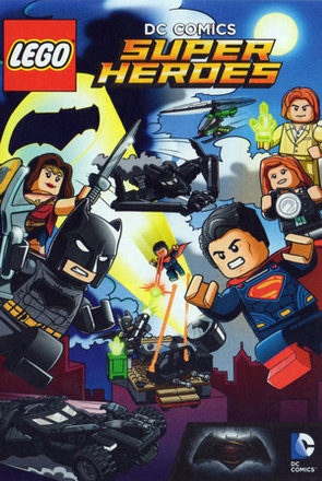 Picture of LEGO Justice League: Cosmic Clash
