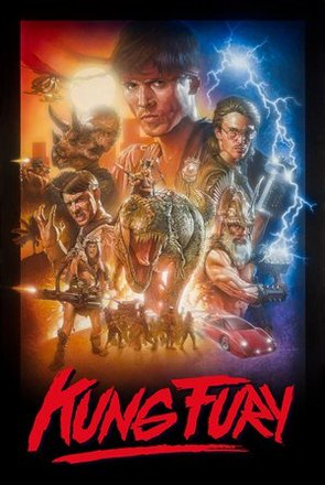 Picture of Kung Fury