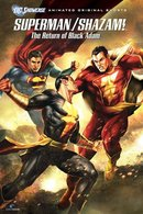 Poster of Superman/Shazam!: The Return of Black Adam