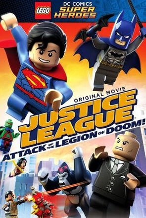 Picture of LEGO Justice League: Attack of the Legion of Doom