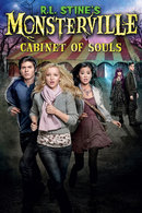 Poster of R.L. Stine's Monsterville: The Cabinet of Souls