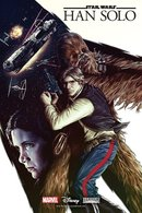 Poster of Han Solo: A Star Wars Story