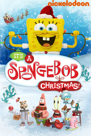 Picture of It's a SpongeBob Christmas!