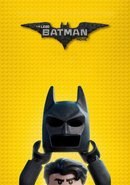 Poster of The Lego Batman Movie