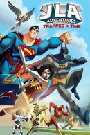 Poster of JLA Adventures: Trapped in Time