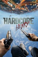 Poster of Hardcore Henry