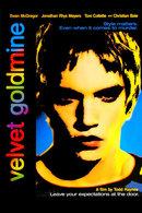 Poster of Velvet Goldmine