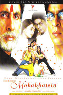 Poster of Mohabbatein