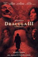 Poster of Dracula III: Legacy