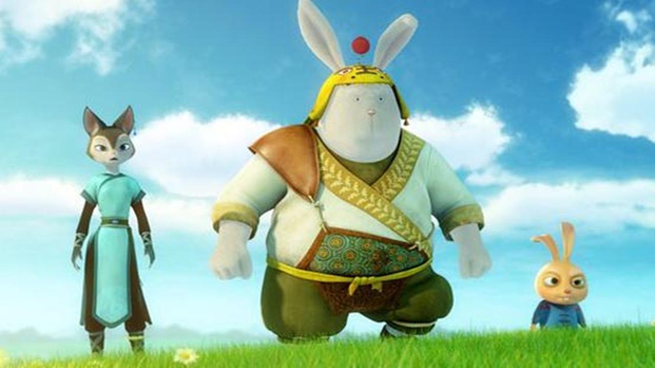 legend of kung fu rabbit กระต่ายกังฟู จอมยุทธขนปุย ( 2011 )