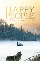Poster of Happy People: A Year in the Taiga