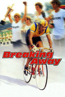 Poster of Breaking Away