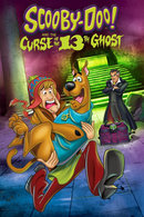 Poster of Scooby-Doo! and the Curse of the 13th Ghost