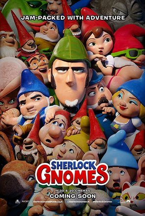Picture of Sherlock Gnomes