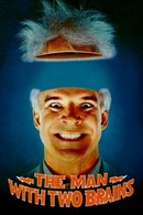 Poster of The Man with Two Brains