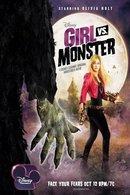 Poster of Girl vs. Monster