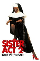Poster of Sister Act 2: Back in the Habit