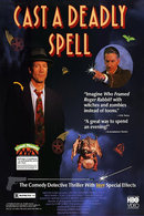 Poster of Cast a Deadly Spell