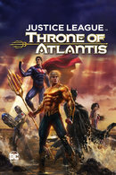 Poster of DCU: Justice League: Throne of Atlantis