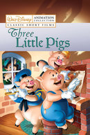 Poster of Walt Disney Animation Collection Classic Short Films Volume 2: Three Little Pigs