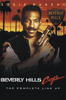 Poster of Beverly Hills Cop II