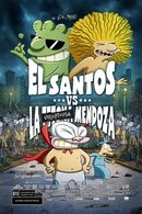 Poster of El Santos vs la Tetona Mendoza