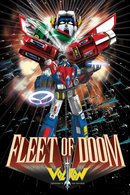 Poster of Voltron: Fleet of Doom