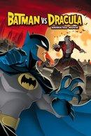 Poster of The Batman vs Dracula