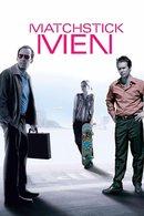 Poster of Matchstick Men