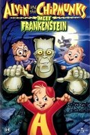 Poster of Alvin and the Chipmunks meet Frankenstein