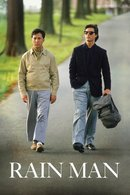 Poster of Rain Man