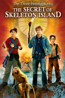 Poster of The Three Investigators and The Secret Of Skeleton Island
