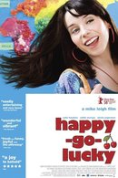 Poster of Happy-Go-Lucky