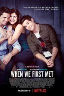 Poster of When We First Met