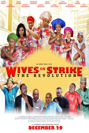 Picture of Wives on Strike: The Revolution