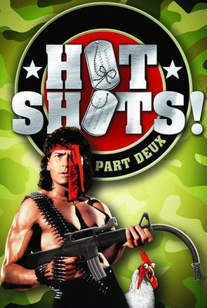 Picture of Hot Shots! Part Deux