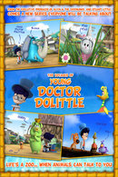 Poster of The Voyages of Young Doctor Dolittle