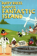 Poster of Daffy Duck's Movie: Fantastic Island
