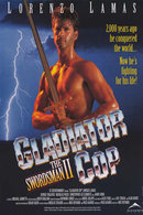 Poster of Gladiator Cop