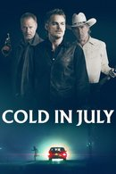 Poster of Cold in July