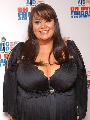 Photo of Dawn French