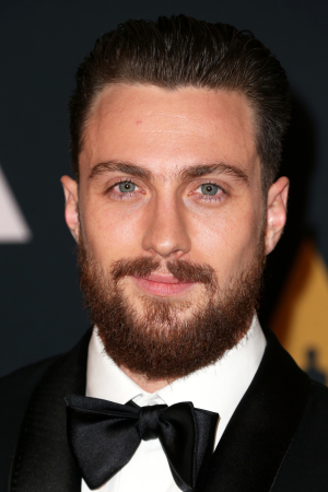 Photo of Aaron Taylor-Johnson