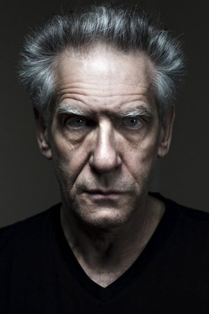 Photo of David Cronenberg