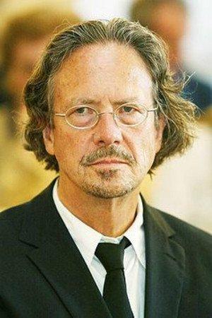 Photo of Peter Handke