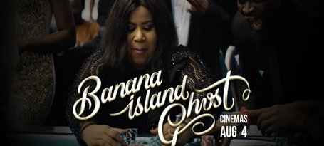 "Movie Review: ""Banana Island Ghost"""